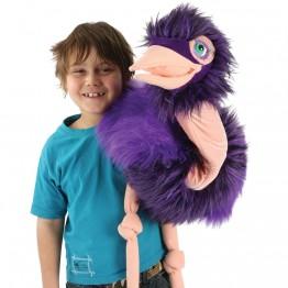 Giant Bird Ostrich Hand Puppet