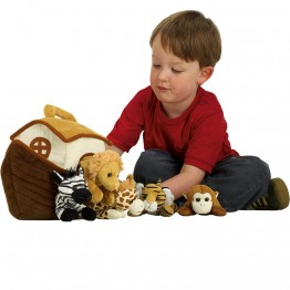 Noah's Ark Finger Puppet Set
