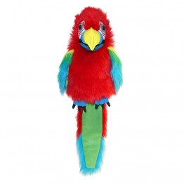 Large Bird Amazon Macaw Puppet