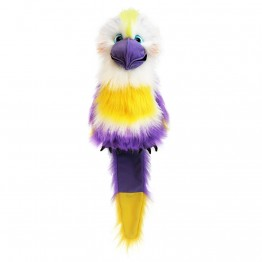 Cockatiel Hand Puppet - Large Bird