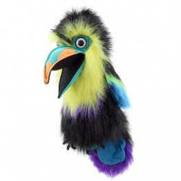 Large Birds - Green-billed Toucan Hand Puppet