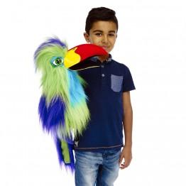Hornbill Hand Puppet - Large Bird