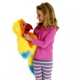 Large Birds - Love Bird hand Puppet