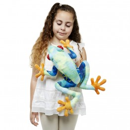 Large Creatures  - Tree Frog Puppet