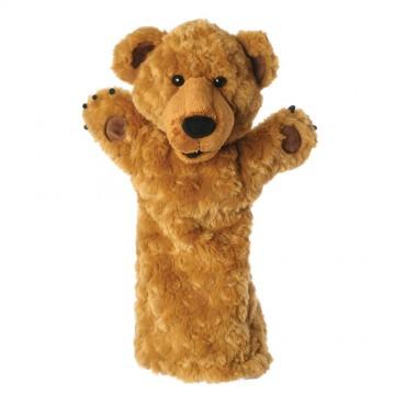 Bear Long Sleeved Puppet