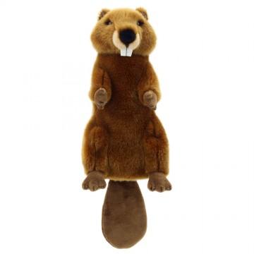 Beaver Hand Puppet - Long Sleeved
