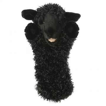 Black Sheep Long Sleeved Glove Puppet