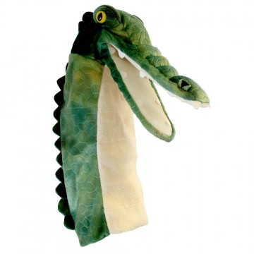 Crocodile Long Sleeved Puppet