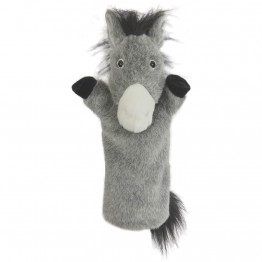 Donkey Long Sleeved Puppet