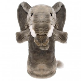 Elephant Long Sleeved Puppet
