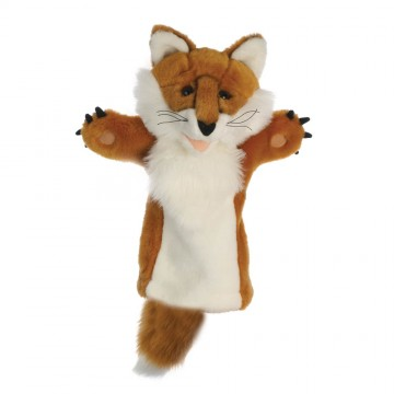 Fox Long Sleeved Puppet