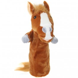 Horse Long Sleeved Puppet