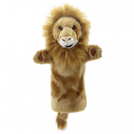 Lion Long Sleeved Puppet