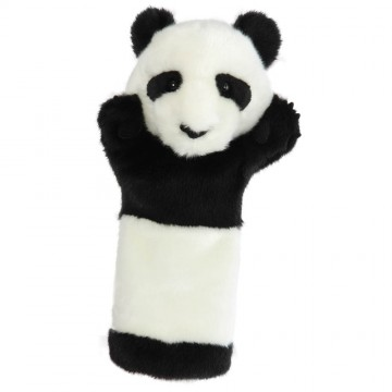 Panda Long Sleeved Puppet