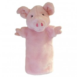 Pig Long Sleeved Puppet