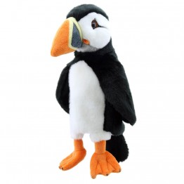 Puffin Long-Sleeved Glove Puppet