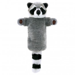 Raccoon Hand Puppet - Long Sleeved