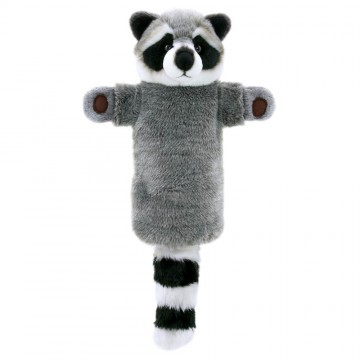 Raccoon Hand Puppet - Long Sleeved