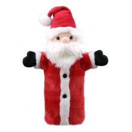 Santa Long Sleeved Puppet