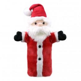 Santa Long Sleeved Puppet