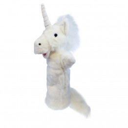 Unicorn Long Sleeved Puppet