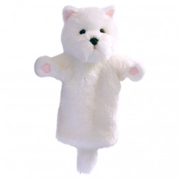 West Highland Terrier Long Sleeved Glove Puppet