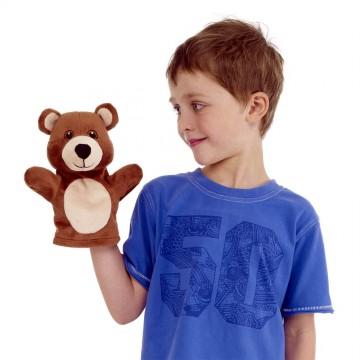 My First Bear Hand Puppet