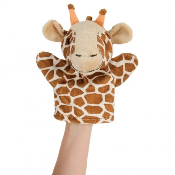 My First Giraffe Puppet