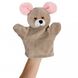 My First Mouse Hand Puppet