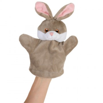 My First Rabbit Hand Puppet