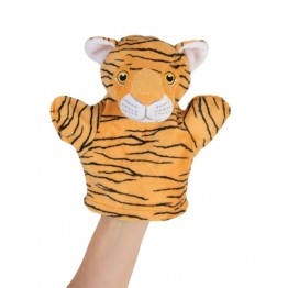 My First Tiger Hand Puppet