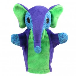 My Second Puppet Elephant