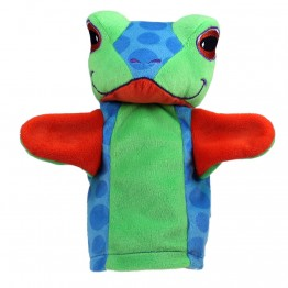My Second Puppet Frog