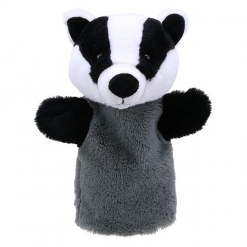Badger - Puppet Buddies - Animals