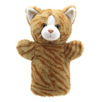 Cat (Ginger) - Puppet Buddies - Animals