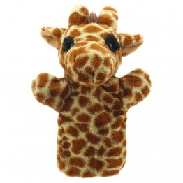 Giraffe - Puppet Buddies - Animals