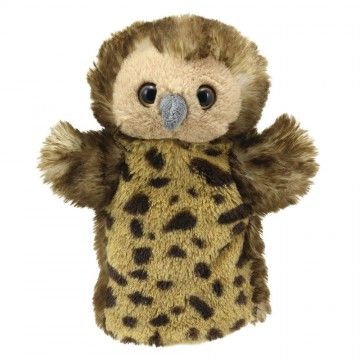 Owl - Puppet Buddies - Animals
