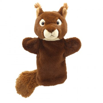Squirrel - Puppet Buddies - Animals