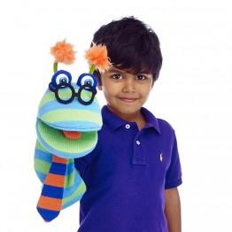 Dylan Sockette glove puppet