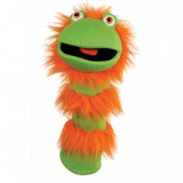 Ginger Sockette Glove Puppet