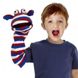 Jack Sockette Glove Puppet