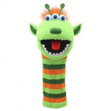Narg Sockette Glove Puppet