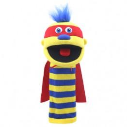 Zap Sockette glove puppet