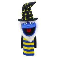 Wizard Sockette glove puppet