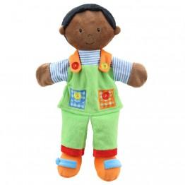 Boy (Dark Skin Tone) - Story Telling Puppets