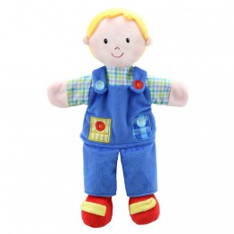 Boy (Light Skin Tone) - Story Telling Puppets