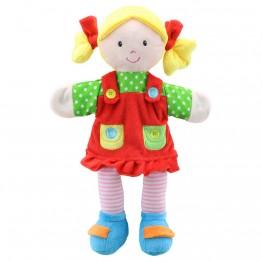 Girl (Light Skin Tone) - Story Telling Puppets