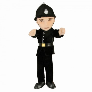 Time for Story Policeman Hand Puppet