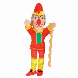 Time for Story Punch Hand Puppet