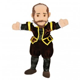 *Time for Story Shakespeare Hand Puppet